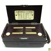Sale 8648A - Lot 59 - Vintage Bakelite Radiola