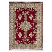 Sale 8911C - Lot 83 - Persian Fine 50 Raj Tabriz Rug, 150x100cm, Silk & Wool Inlaid