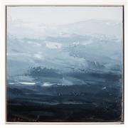 Sale 9009A - Lot 5002 - Sokquon Tran (1969 - ) - Landscape 48.5 x 48.5 cm (frame: 54 x 54 x 4 cm)