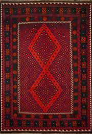 Sale 8321C - Lot 56 - Persian Kilim 320cm x 220cm RRP $1200