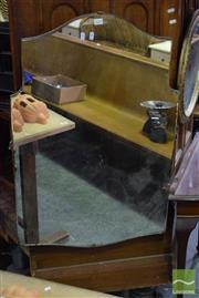 Sale 8542 - Lot 1035 - Shaped Mirror