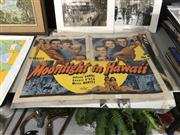 Sale 8819 - Lot 2150 - Collection of Vintage Movie Posters -