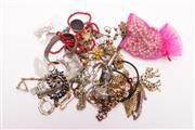 Sale 9018O - Lot 820 - Vintage Costume Jewellery incl. Swarovski.