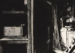 Sale 9252A - Lot 5028 - HERTHA KLUGE POTT (1934 - ) Industrial Work Shop etching, ed. 17/30 (mounted/unframed) 76 x 101.5 cm signed lower right