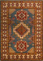 Sale 8447C - Lot 58 - Afghan Kazak 170cm x 120cm