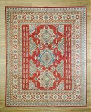 Sale 8585C - Lot 94 - Afghan Kazak 321cm x 260cm