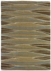 Sale 8626A - Lot 110 - A Cadrys Jan Kath Bean Tibetan Highland Wool & Chinese Silk Carpet, Size; 242x174cm, RRP; $4950