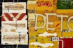 Sale 9193A - Lot 5021 - MICHAEL JEFFERY (1965 - )
