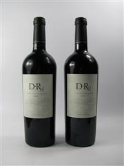 Sale 8313 - Lot 486B - 2x 2005 DRII Wines Cabernet Sauvignon, Napa Valley