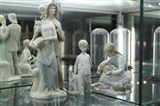 Sale 8340 - Lot 20 - Nao Figure Groups (3)