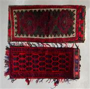 Sale 8472C - Lot 73 - 2 x Persian Tent Pillow 120cm x 55cm