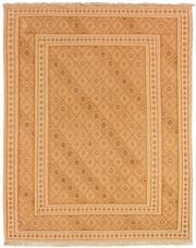 Sale 8697A - Lot 17 - A Cadrys Pure Wool Afghan Tribal Mishwani Kilim Rug, 195 x 158cm, RRP $2850