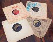 Sale 9070H - Lot 102 - A collection of 78s including Decca including The Blue Danube and Sunrise Serenade