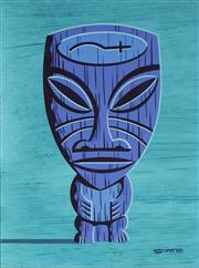 Sale 9081A - Lot 5030 - Josh (Shag) Agle (1962 - ) - Tang I, 2010 22 x 17 cm (frame: 31 x 26 x 3 cm)