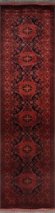 Sale 8321C - Lot 60 - Afghan Khal Mohamadi 280cm x 80cm RRP $1000