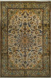 Sale 8360C - Lot 14 - Persian Kashan 320cm x 212cm