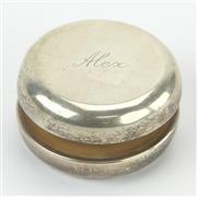 Sale 8399A - Lot 31 - Tiffany & Co Sterling Silver Yo-Yo