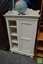 Sale 8480 - Lot 1161 - White Painted Gents Robe