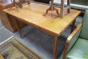 Sale 8542 - Lot 1097 - Parker Drawer Leaf Table