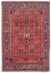 Sale 8697A - Lot 4 - A Cadrys Pure Wool Vintage Iranian Tribal Hamadan Rug c. 1970 206 x 144cm, RRP $2500
