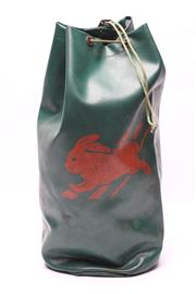 Sale 8733 - Lot 51 - Early Rabbitohs Bag by Staunton