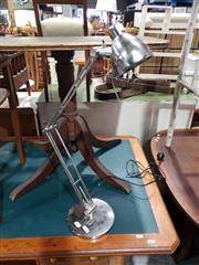 Sale 8988 - Lot 1034 - Chrome Articulated Desk Lamp (H:45cm)