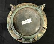 Sale 9002 - Lot 1096A - Vintage Porthole Mirror (Diameter: 40cm)