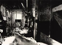Sale 9252AD - Lot 5089 - HERTHA KLUGE POTT (1934 - ) - Industrial Work Shop VII 76 x 101.5 cm