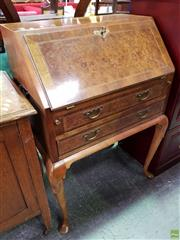 Sale 8570 - Lot 1080 - Drop Front Writing Desk (98 x 66 x 43cm)