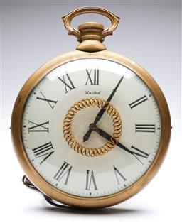 Sale 9090 - Lot 83 - United Electric Wall Clock Dia 32cm