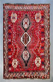 Sale 8480C - Lot 76 - Persian Shiraz 260cm x 160cm