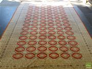 Sale 8507 - Lot 1015 - Afghan Bokhara (450 x 310cm)