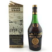 Sale 8588 - Lot 705 - 1x Camus Grand VSOP Cognac - old bottling in box