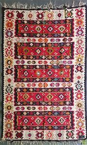 Sale 8601 - Lot 1562 - Persian Kilim (200 x 137cm)