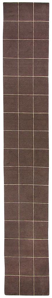 Sale 8626A - Lot 115 - A Cadrys Jan Kath Nepal Design Tibetan Highland Wool & Chinese Silk Carpet, Size; 550x80cm, RRP; $3550