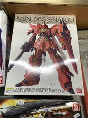 Sale 8789 - Lot 2174 - Preassembled Boxed Neo Zeon Mobile Suit Ver.Ka
