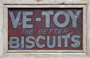 Sale 8930 - Lot 1062 - Vintage Shop Advert
