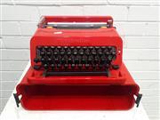 Sale 9092 - Lot 1093 - Portable Typewriter in case