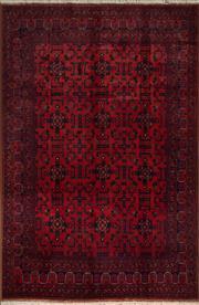 Sale 8370C - Lot 81 - Afghan Khal Mohamadi 200cm x 300cm