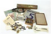 Sale 8461 - Lot 18 - Australian Military Badges & Ephemera