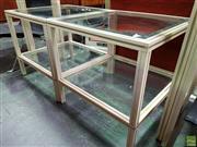 Sale 8566 - Lot 1012 - Pierre Vandel Pair of Side tables