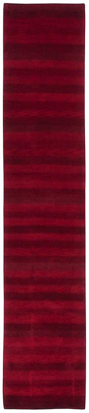 Sale 8626A - Lot 117 - A Cadrys Jan Kath Sepcial Nepal Design Tibetan Highland Wool & Chinese Silk Carpet, Size; 352X90cm, RRP; $4500