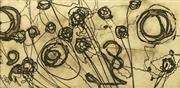 Sale 8696A - Lot 5097 - Artist Unknown - Undergrowth, 2008 12.5 x 20.5cm (frame: 36.5 x 47cm)