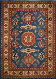 Sale 8390C - Lot 27 - Afghan Kazak 375cm x 275cm