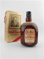Sale 8532W - Lot 79 - 1x MacDonald & Greenlees Grand Old Parr Blended Scotch Whisky - old bottling in box