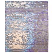 Sale 8820C - Lot 11 - A Nepal Ocean Design in Tibetan Highland Wool & Chinese Silk 300x246cm