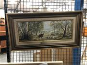 Sale 8836 - Lot 2081 - Ronald Peters - Near Goulburn, NSW, oil on board, SLR