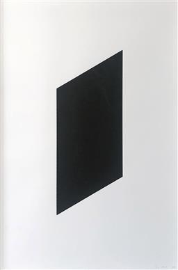 Sale 9249A - Lot 5082 - DANIEL SOMA Untitled print, ed. 24/24 58 x 40.5 cm (frame: 63 x 45.5 cm) signed lower right
