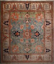 Sale 8390C - Lot 28 - Persian Mashad 235cm x 212cm