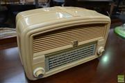 Sale 8476 - Lot 1023 - Radiola Retro Valve Radio - in working order